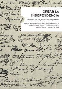 Crear la independencia tapa